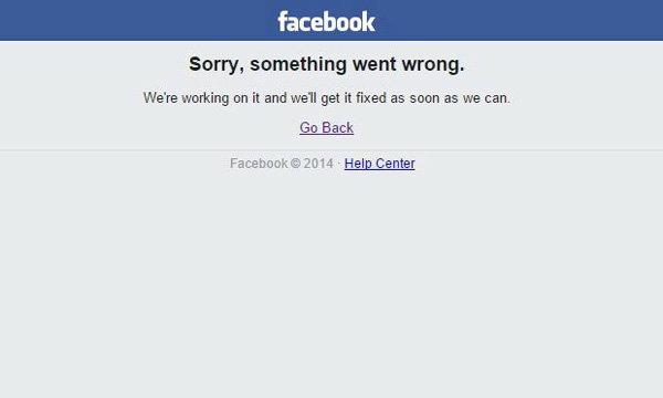 ด่วน ตอนนี้ Facebook ล่ม คนบ่นกระจายบน Twitter