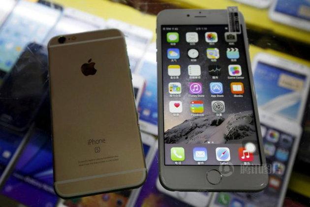 """""""ก๊อปเกรดเอ"""" ที่ว่าแน่ มีเงิบเมื่อเจอนี่ iPhone 6s ปลอมวางขายในร้าน Apple ปลอม"""