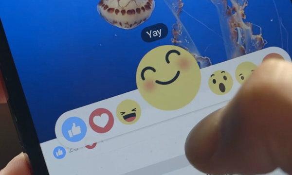 เลิกมโนปุ่ม Dislike บน Facebook ได้แล้ว ที่จริงมันคือปุ่ม Emoji แสดงอารมณ์นั่นเอง