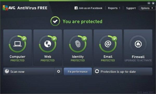 รวม 9 โปรแกรม Antivirus เวอร์ชั่นฟรี ที่ดีที่สุดในปี 2015
