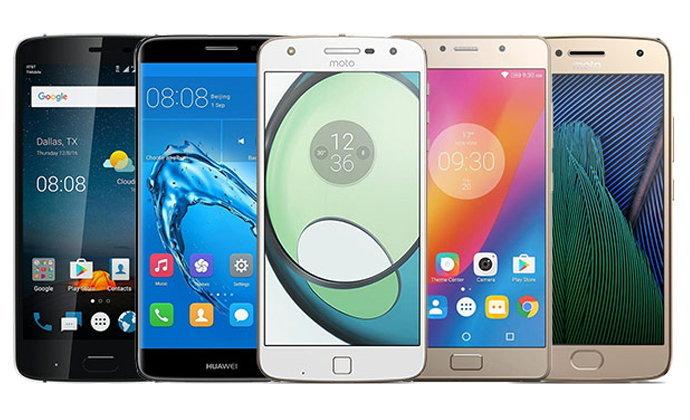 5 อันดับสมาร์ทโฟนระดับกลางรุ่นใหม่ พร้อมขุมพลังชิปเซ็ต Snapdragon 625