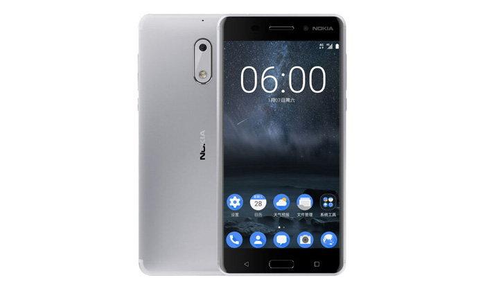 เปลี่ยนสีก็ขายดี Nokia 6 สีขาวเกลี้ยงสต็อคออนไลน์ในประเทศจีนอีกรอบ