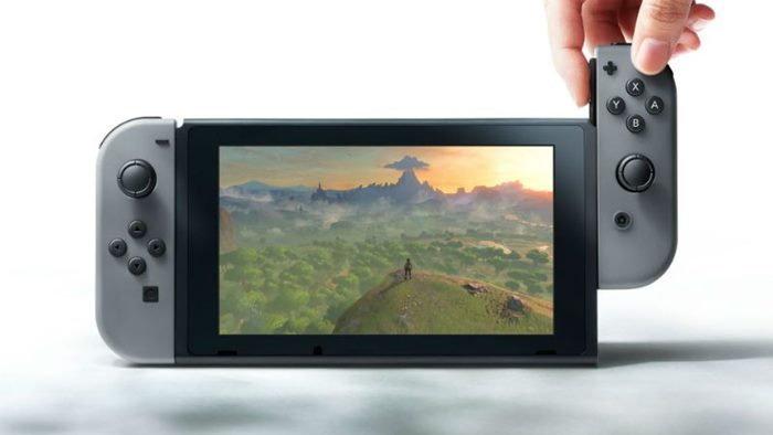 พบปัญหาใหม่เครื่องเกม Nintendo Switch งอตัวเพราะความร้อน !!