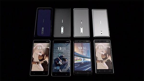 เซอร์ไพรซ์ วิดีโอแนะนำ Nokia 8 และ 9 โผล่ในโลกโซเชียล