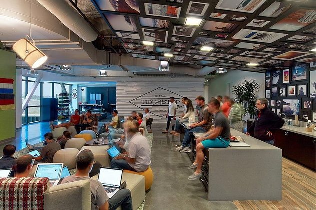 พาชมความ เจ๋ง ของออฟฟิศ Google ทั่วโลก แล้วจะรู้ว่าทำไมพนักงานจึงรักที่นี่นัก