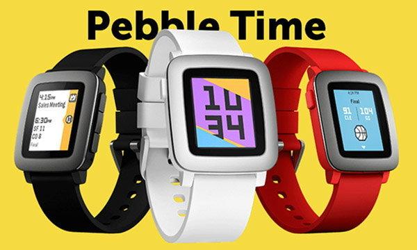 ฉลาดได้อีกเมื่อ Pebble Time สามารถเพิ่มการพิมพ์ด้วยเสียงได้
