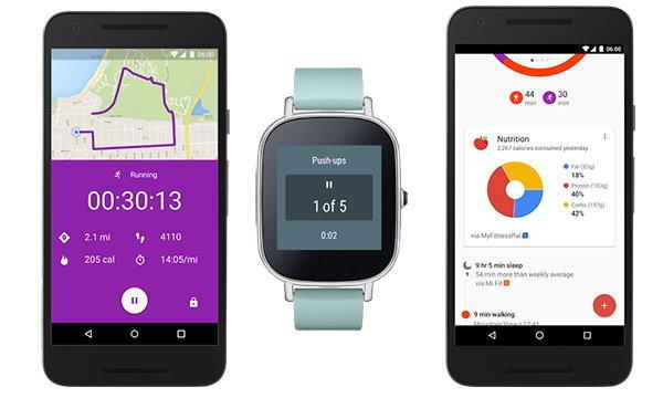 Google ปรับข้อมูลการบอกข้อมูลการออกกำลังกายแบบ Real-Time ผ่าน Google FIT