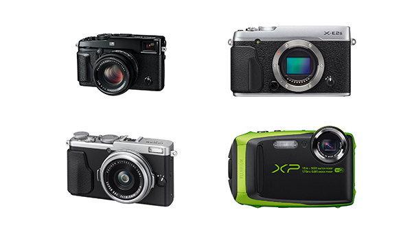 Fuji จัดหนักเปิดกล้อง Digital รุ่นใหม่ครบ Lineup รับปีลิง