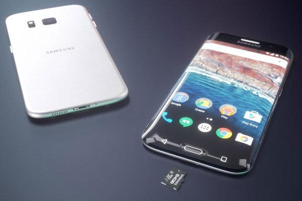 ภาพคอนเซปท์ Samsung Galaxy S7 edge กับตัวเครื่องขอบโค้ง 3 ด้าน!