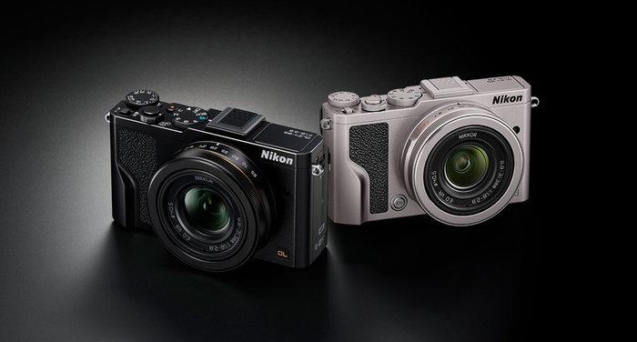 Nikon เปิดตัวกล้องพรีเมียมคอมแพคพร้อมกัน 3 ตัวในรหัส DL