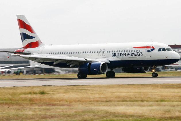 [ไม่ยืนยัน] เครื่องบิน British Airways ชนกับโดรนขณะเครื่องลงที่ท่าอากาศยานฮีทโธรว์