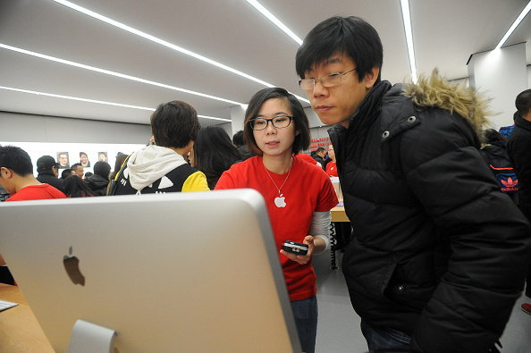 Apple ปิด  iTunes Movies และ Apple's iBooks Store ในประเทศจีน