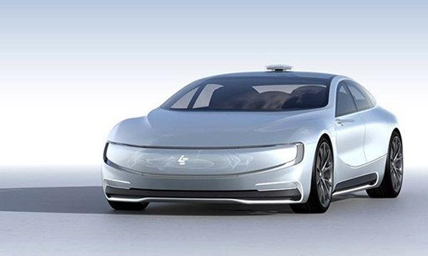 บริษัทจีนเปิดตัว 'รถยนต์ไฟฟ้า' ท้าชนเทสลา
