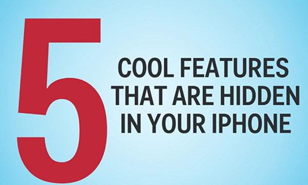 5 ฟีเจอร์สุดล้ำที่ซ่อนอยู่ใน iPhone ที่ไม่คาดคิดว่าเครื่องจะมีมาให้
