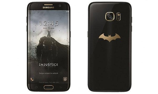 ซัมซุงส่ง Samsung Galaxy S7 edge Injustice Edition เอาใจสาวกอัศวินแห่งรัตติกาล