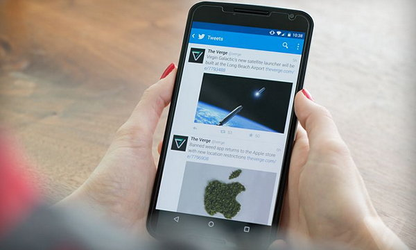 Twitter เพิ่มขนาดไฟล์ภาพและ GIF ที่สามารถอัพโหลดได้เป็น 15MB