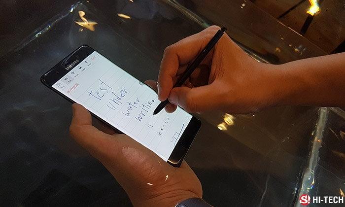 (7+1) กับเหตุผลควรซื้อ Samsung Galaxy Note 7 หรือไม่