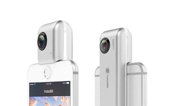 Insta360 Nano อุปกรณ์ช่วยถ่ายภาพ 360 องศาของ iPhone เตรียมขาย สิ้นเดือนนี้