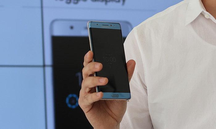 คุยกับคนออกแบบ Samsung Galaxy Note7 กว่าจะออกมาเป็นมือถือเปลี่ยนโลก