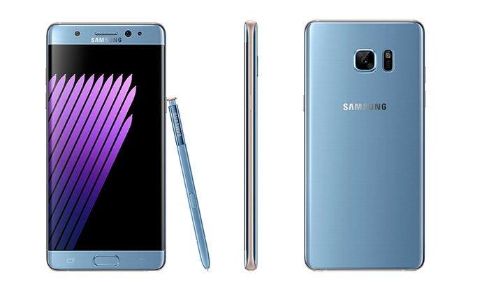 Samsung ระงับการส่งมอบ Galaxy Note 7 ทั่วโลก
