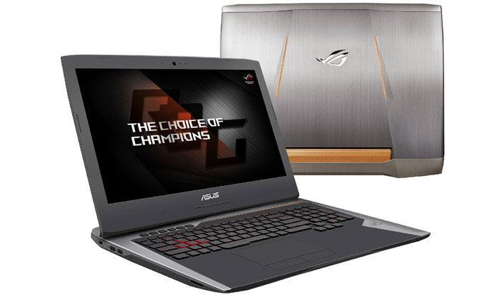 ASUS เปิดตัว ROG G752VS ที่เลือกใช้กราฟิกชิป NVIDIA® GeForce® GTX™ 10-series  เป็นรุ่นแรกในประเทศไทย
