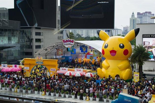 5 สิ่งที่โปเกม่อน โก(Pokemon Go) จะพาเราไปในอนาคตอันใกล้