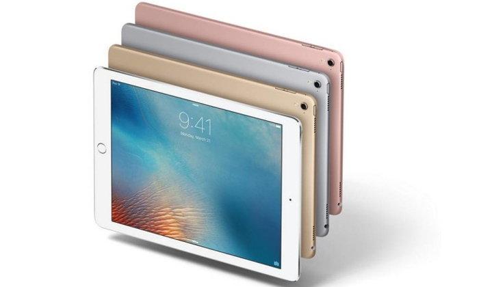 ลือ Apple เตรียมเปิดตัว iPad Pro ขนาด 10.5 นิ้ว ในปี 2017 และรุ่นจอ AMOLED ปี 2018