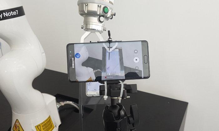 Samsung เผย เน้นความปลอดภัยของลูกค้า ในกรณีของ Galaxy Note 7