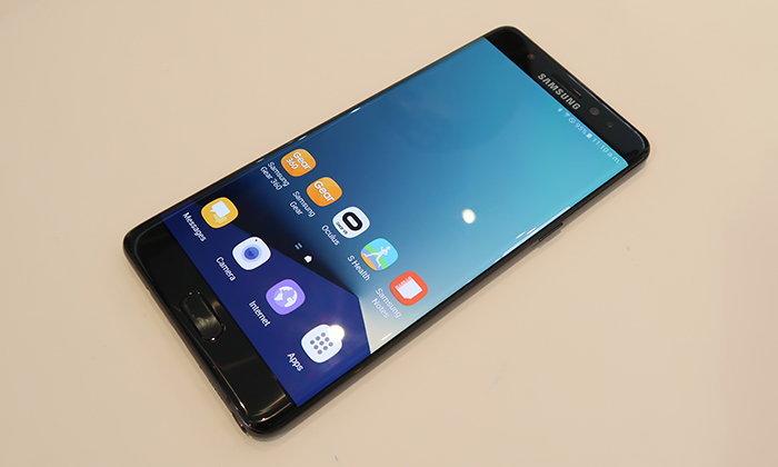 Samsung เผย Galaxy Note 7 ล็อตเรียกคืนจะถูกล็อคไม่ให้ใช้ในสิ้นเดือนกันยายน