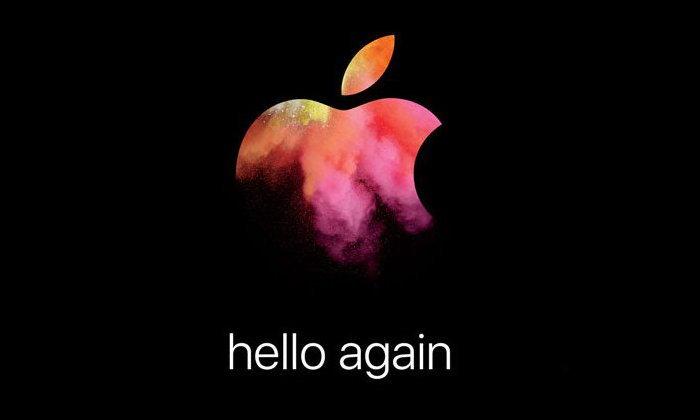 Apple ส่งบัตรเชิญเปิดตัวสินค้าใหม่ในวันที่ 27 ตุลาคม ตามข่าวลือ