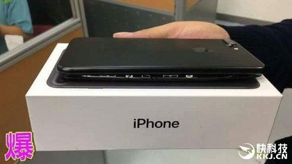 เคสแรก! iPhone 7 Plus ใช้อาทิตย์เดียวแบตบวม จนหน้าจอปริ แต่ไม่ถึงกับระเบิด