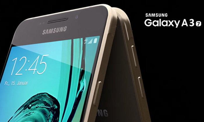 Samsung Galaxy A3 (2017) เผยสเปกเพิ่มเติม แรงขึ้นด้วยชิป 8 Core พร้อม RAM