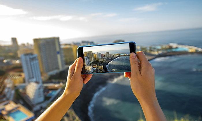 เทคนิคง่าย ๆ  ทำให้ใครก็สามารถใช้มือถือถ่ายภาพออกมาสวยได้