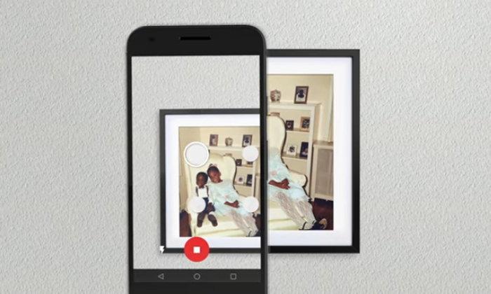 Google เปิดตัว PhotoScan โปรแกรมช่วยเก็บภาพเก่า ๆ ลงมือถือแบบง่าย ๆ ที่ใครก็ทำได้