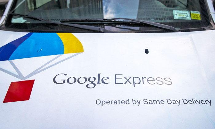 Google Express บริการที่มาแรงและครอบคุมเกือบทั้งประเทศสหรัฐอเมริกาแล้ว