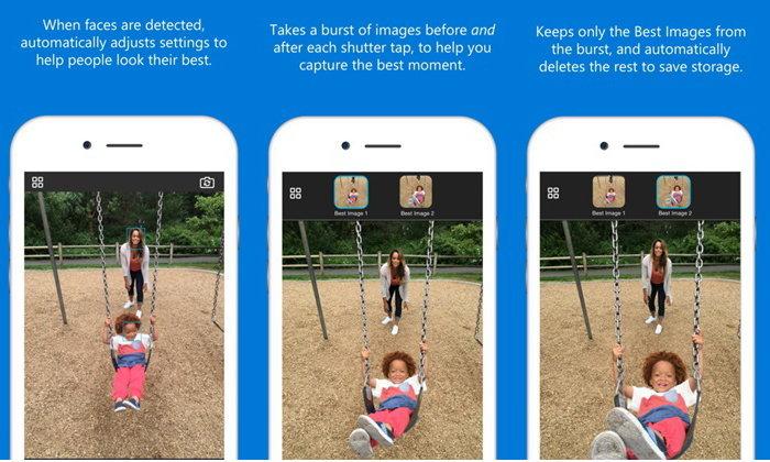 Microsoft Pix อัปเดทใหม่รองรับกล้องคู่ของ iPhone 7 Plus