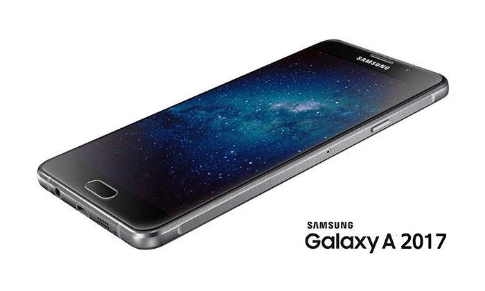 Samsung Galaxy A7 (2017) ว่าที่สมาร์ทโฟนตัวท็อปเวอร์ชันอัปเกรด อาจมาพร้อมบอดี้กันน้ำเป็นรุ่นแรก