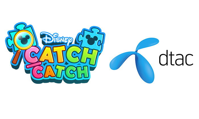 ดีแทค ผนึก PLAYPARK ชวนคุณเล่นเกม Disney Catch Catch เกมจับผิดภาพสุดน่ารักจาก Disney