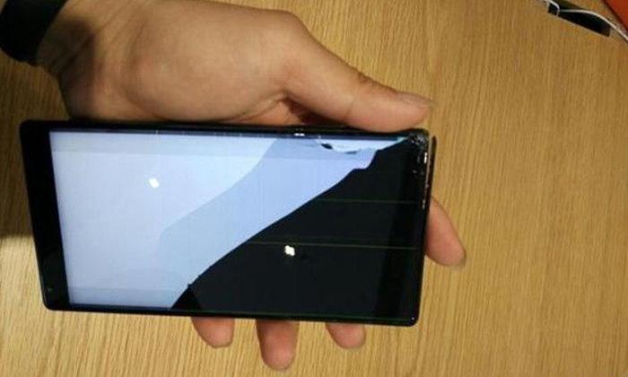 ผู้ใช้ Xiaomi Mi Mix เผยเครื่องเปราะบางควรใส่เคสและทำประกันเพิ่ม