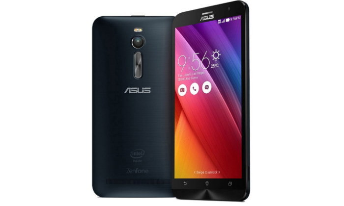 ลดสนั่น Cyber Monday ASUS ZenFone 2 รุ่น 64GB ราคาเหลือ 3,990 บาท
