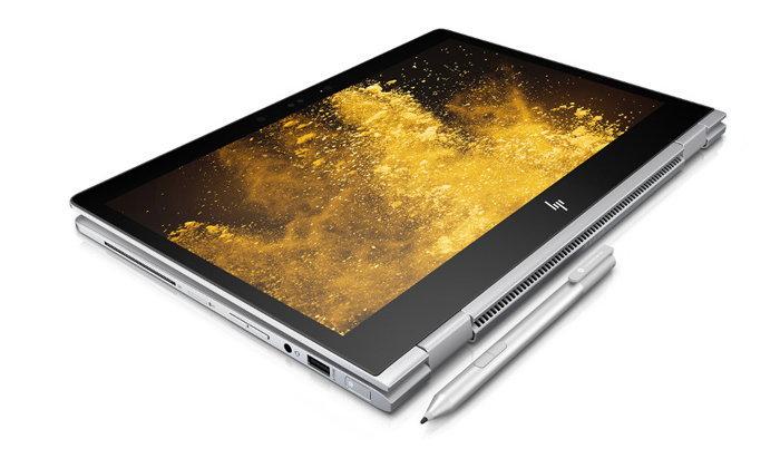 "HP เปิดตัว EliteBook x360 รุ่นพับจอได้ แบต 16.5 ชั่วโมง, ออก Spectre x360 จอ 15.6"""