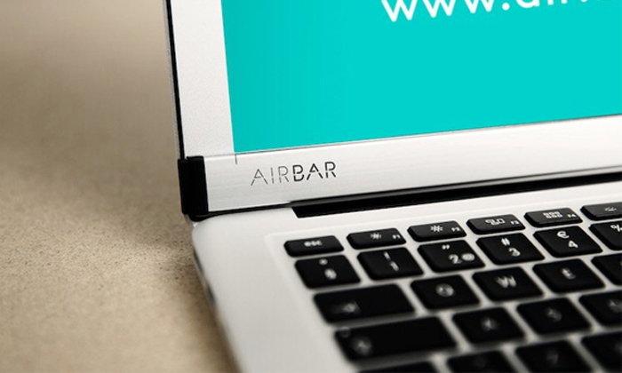 CES 2017 : เปิดตัว AirBar เปลี่ยนหน้าจอ MacBook Air ให้เป็นทัชสกรีน