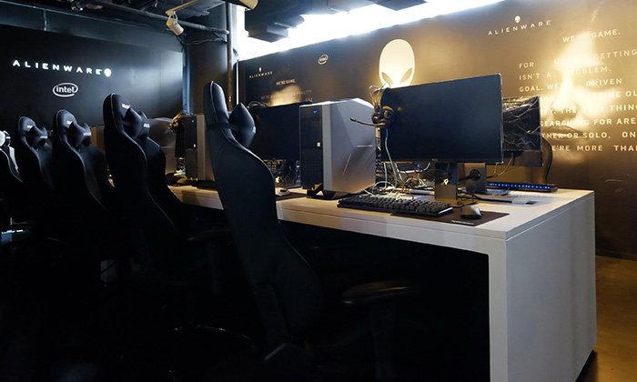 Alienware เปิดบริการ เอเลี่ยนแวร์ คาเฟ่ ณ สยามดิสคัฟเวอรี่