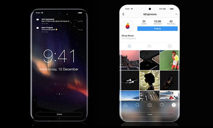 Apple อาจเปิดตัว iPhone 7s ทั้งหมด 2 รุ่น พร้อมรุ่นพิเศษที่มาพร้อมบอดี้กระจก และจอแบบไร้ขอบในปีหน้า