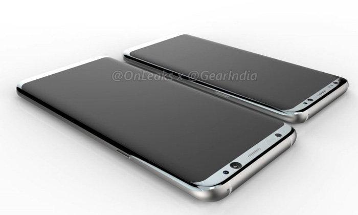 ยลโฉมภาพ Render ของ Samsung Galaxy S8 และ S8 Plus ใกล้ความจริงไปอีกนิด