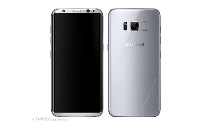 ลือ Samsung Galaxy S8 รุ่นพิเศษ RAM 6GB อาจจะขายบางประเทศ