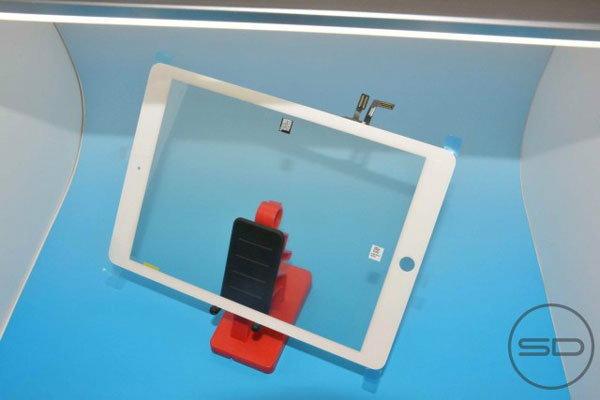 ภาพหลุด กรอบด้านหน้า iPad 5 แบบชัดๆ