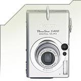 Canon PowerShot S400