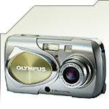 Olympus mju 400 Digital