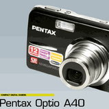 Pentax Optio A40